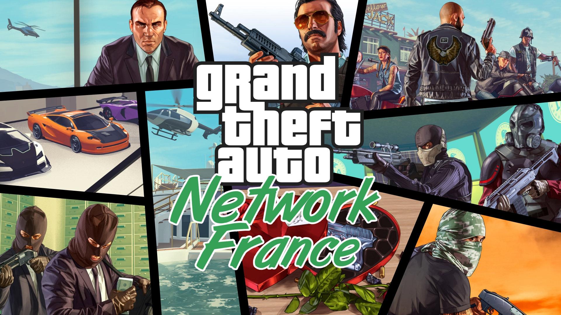 Les guides de GTA Online - GTA Online - GTA Network France