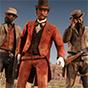 Red Dead Online : Bonus d'XP sur les rôles et promotions du 11 au 17 février