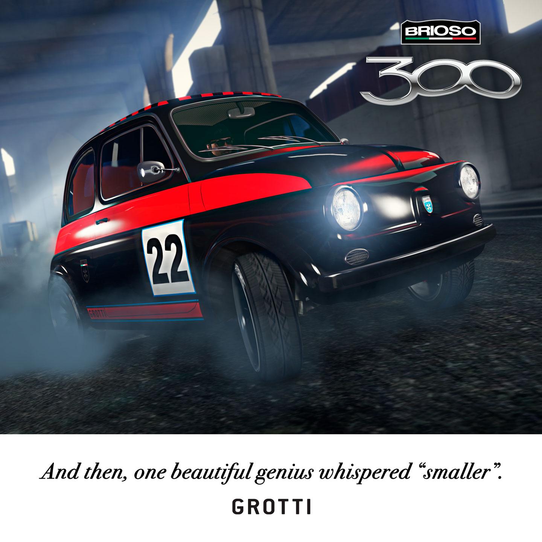 GTA Online : La Grotti Brioso 300 est maintenant disponible