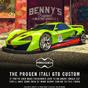 GTA Online : La Progen Itali GTB est maintenant disponible