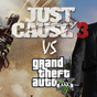 Preview : Just Cause 3 VS GTA V