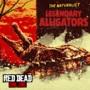 Red Dead Online : Les alligators Teca et doré, nouveaux animaux légendaires, sont maintenant disponibles